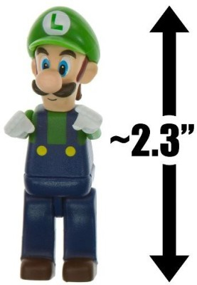Mario Kart, K,NEX Luigi ~23