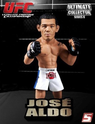 UFC Ultimate Collector Series 8 Jose Aldo