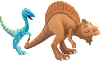 Tomy Dinosaur Train Old Spinosaurus And Oren Xray 2 Pack