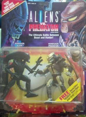 Unknown Aliens Vs Predator Deluxe Set