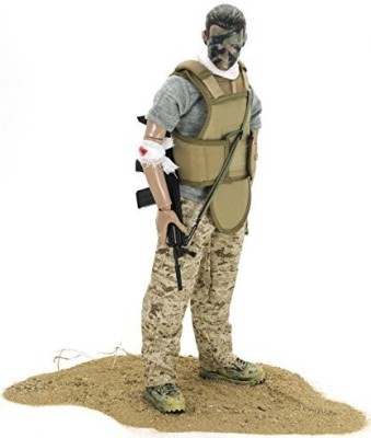 Super System 12,, Special Forces Wounded Soldier