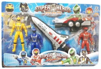 Lotus Super Heros RPM