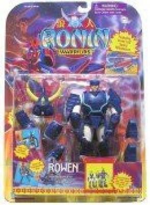 Playmates Ronin Warriors Rowen 6 Inches (Rare)
