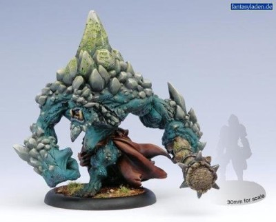 Privateer Press Hordes Trollblood Mulg The Ancient Model Kit