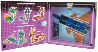 Hasbro Transformers Year 2003 Commemorative Series Vii Die Cast