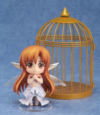 Good Smile Sword Art Online Nendoroid Asuna Titania Version No382