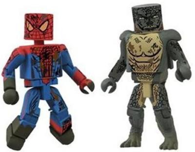 Diamond Select 2012 Comic Con Sdcc Ex Marvel Minimates Amazing Spiderman