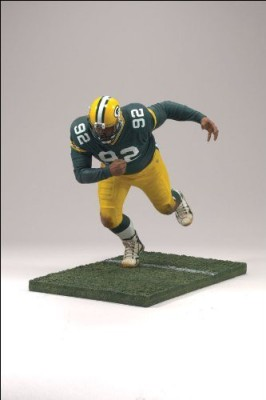 Lucky Yeh International, Ltd Green Bay Packers Reggie White