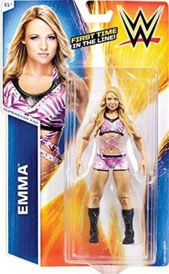 Wrestling Emma Wwe Series 49 Mattel