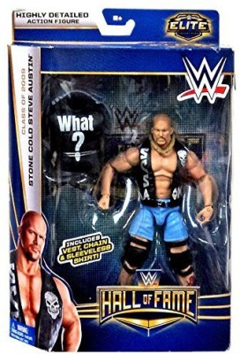 5Star-TD Wweelite Collection Hall Of Fame Exclusive Stone Cold