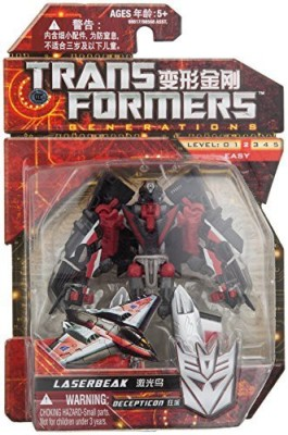 Transformers Generations Scout Class Laserbeak Exclusive