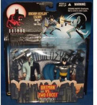 Batman Vs. Two-Face Arkham Asylum Escape 2-Pack