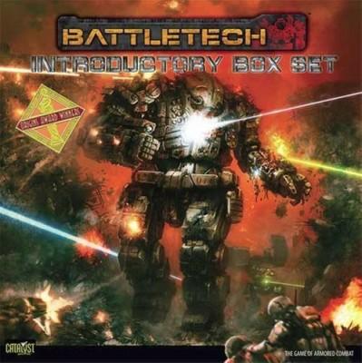 Catalyst Game Labs Battletech Introductory Box Set *OP