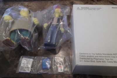 Playmates Simpsons World Of Springfield Interactive Cooder