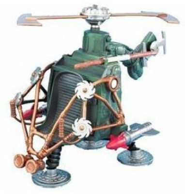 Vivid Imaginations Ninja Turtle Turtle Pogo Copter