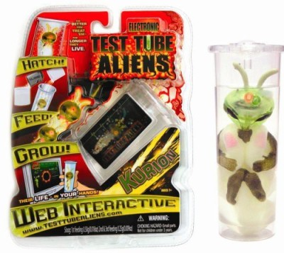 4Kidz, Inc. Test Tube Aliens Good 1 Kurion