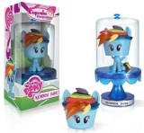 Funko Mlp Cupcake Keepsakes Rainbow Dash...