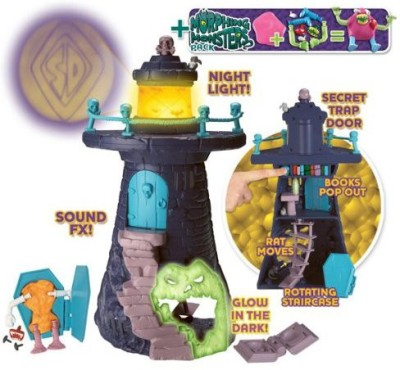 Scooby Doo Crystal Cove Glowinthedark Scary Sound Effects Fright