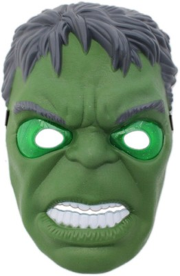 Chamunda Gifts Hulk mask lighting