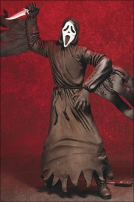 Movie Maniacs Series 2 Scream Ghostface