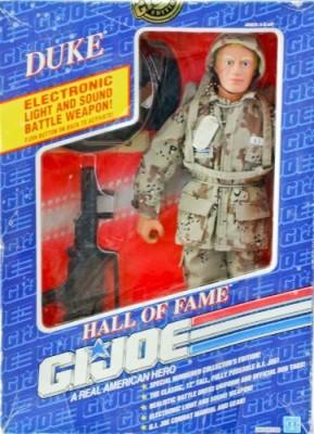 G I Joe Hall Of Fame Duke 12 Inch Electronic
