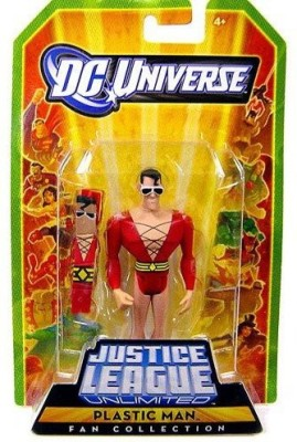 DC COMICS Universe Justice League Unlimited Fan Collection