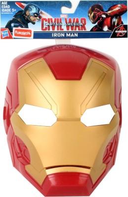 Funskool Captian America Civil War Hero Mask - Iron Man