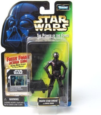 Star Wars Power Of The Force Freeze Frame Death Star Droid