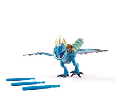 Spin Master Dreamworks Dragons, How To Train Your Dragon 2 Stormfly Power Dragon - Tail Twist Spike Attack