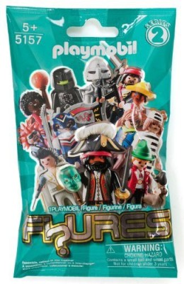 PLAYMOBIL Fi?Ures Blind Bag Mini Series 2 5157 Boy