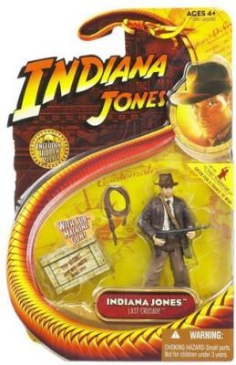 Indiana Jones 3 3/4Inch - SubMachine Gun - Last Crusade
