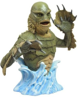 Diamond Select S Universal Monsters Creature From The Black Lagoon Bust