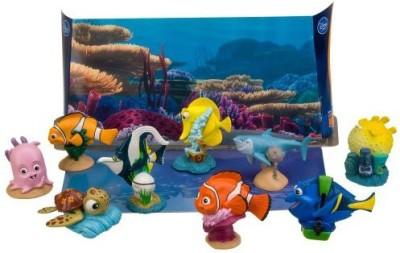 Finding Nemo Disney Figurine Play Set 9Pc (200656)