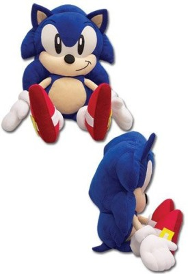Sonic The Hedgehog Sonic Classic Sonic Cuddle Pillow