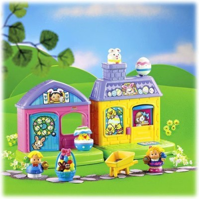 Fisher-Price Little People Easter Surprise
