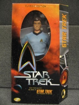 Star Trek Doctor Mccoy Classic 12
