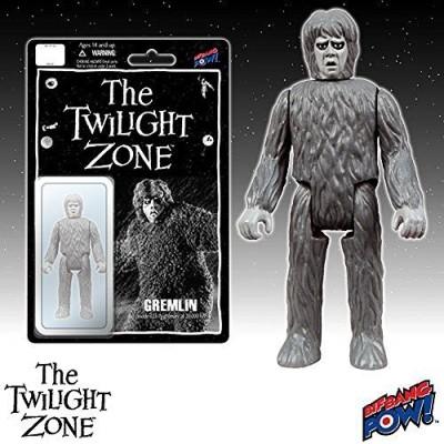 Bif Bang Pow! The Twilight Zone Gremlin 3 3/4Inch