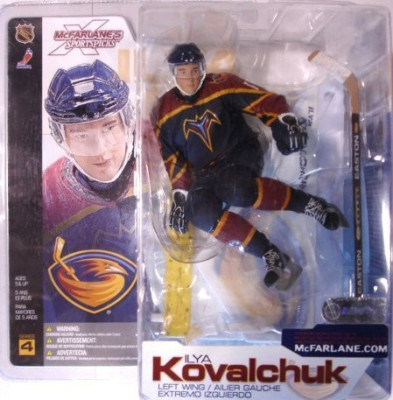 Unknown Mcfarlanenhl Sports Picks Series 4 Ilya Kovalchuk