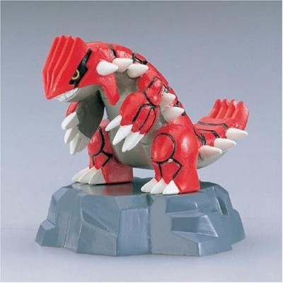 Takaratomy Groudon (MC-54): Pokemon Monster Collection 2
