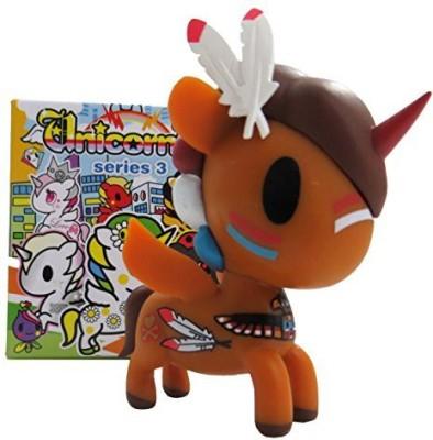 Tokidoki Unicorno Series 3 Vinyl Timber
