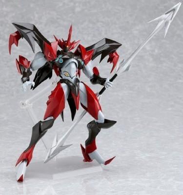 Animewild Tekkaman Blade Space Knight Tekkaman Evil Figma