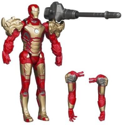Hasbro Marvel Iron Man 3 Avengers Initiative Assemblers