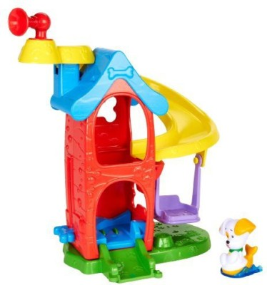 Bubble Guppies Fisher-Price Bubble Guppies Puppy Playhouse