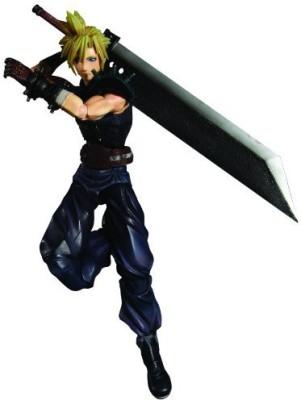 Square Enix Dissidia Final Fantasy Play Arts Kai Cloud