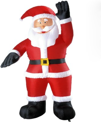Toygully Automatic Inflatable Santa Claus standee