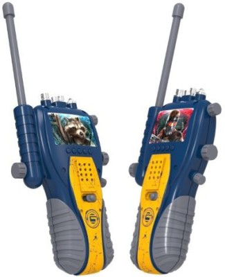 Guardians of the Galaxy Character Walkie Talkies