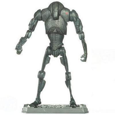 Hasbro Star Wars, Saga Legends 2011 Series Action Figure, Super Battle Droid #SL28, 3.75 Inches