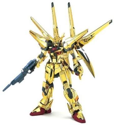 Diamond Comic Distributors Gundam Seed Destiny Shiranui Akatsuki 1/144 HG Model Kit