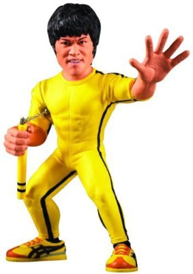 Round 5 MMA Round 5 Bruce Lee 6 Inch Of Death Bruce Lee Yellow Suit