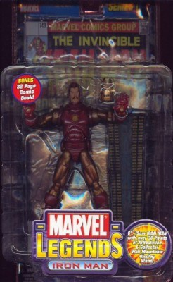 Go Figure Toys Marvel Legends